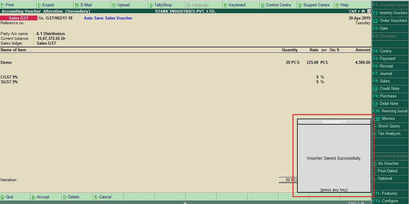 Auto Save PDF Voucher Add-On